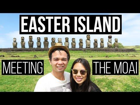 CHILE TRAVEL VLOG I Easter Island I Albieandfufu