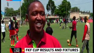 FKF Cup results and fixtures | #KTNScoreline