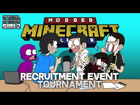 Modded Minecraft Malaysia S2 - SE - Recruitment Event Tournament