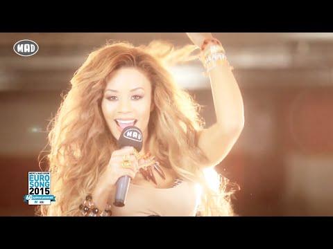 """Shaya Hansen """"Sunshine"""" (Eurovision GREECE 2015)"""