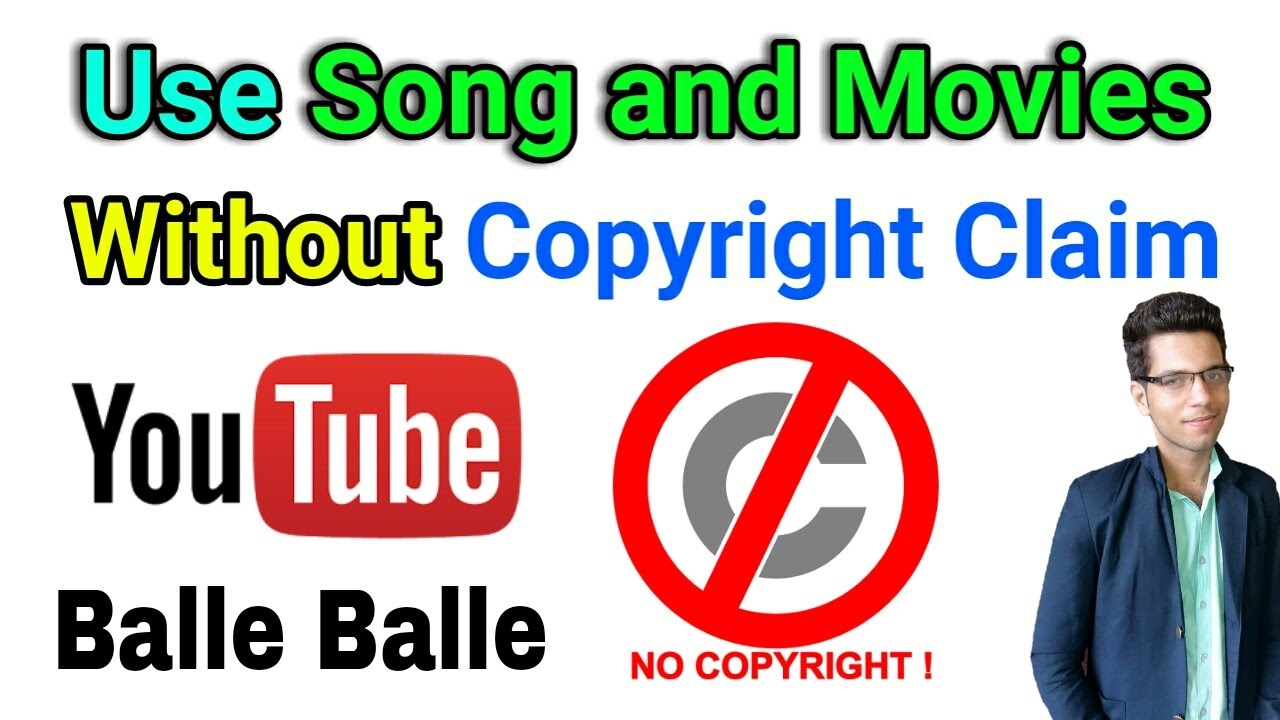 How To Legally Use Copyrighted Music And Video On Youtube Youtube