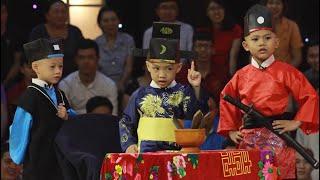 Ghé Tịnh Thất Bồng Lai thăm 5 chú tiểu THÁCH THỨC DANH HÀI