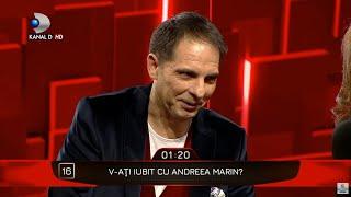 40 de intrebari cu Denise Rifai (12.01.2021) - S-a iubit Dan Negru cu Andreea Marin?