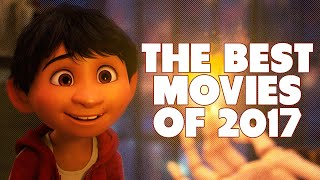 The 20 Best Movies Of 2017 - A Video Countdown + Celebration