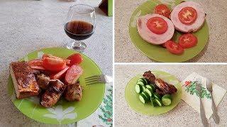 Что я ем, чтобы подсушиться и похудеть к Новому Году - день1