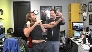 Squealing Gavin Free Moments