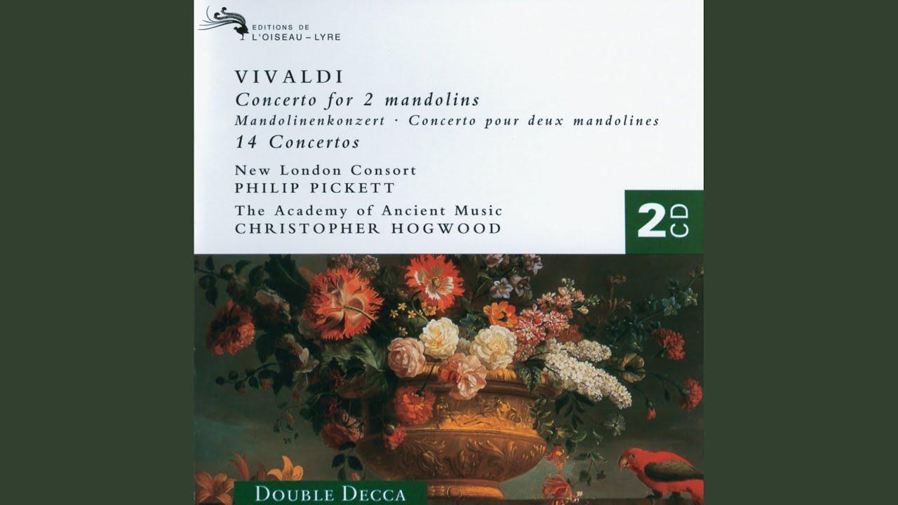 """Vivaldi: Flute Concerto In G Minor, Op.10, No.2, RV439 - """"La notte"""" - 3. Largo"""