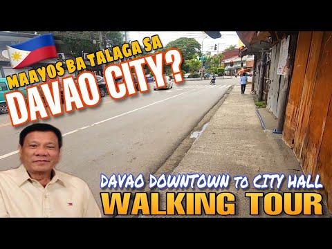 DAVAO CITY o MANILA? WALKING TOUR of DOWNTOWN DAVAO CITY, MAAYOS at MALINIS BA TALAGA? DAVAO UPDATE