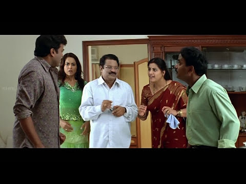 Jai Chiranjeeva Movie || Sameera Reddy Comedy Scenes Back To Back