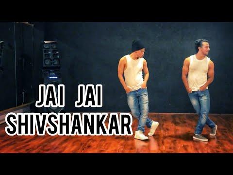 Jai Jai Shivshankar  Dance Cover  Hrithik Roshan  Tiger Shroff  War