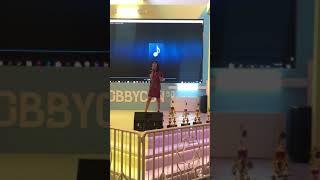 Nabila Nazar-KMSPopstarVII-Gueststar-Nabila Nazar 1 st winner of KMS Popstar VI