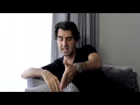 Jason Robert Brown Exclusive Interview - The Last Five Years