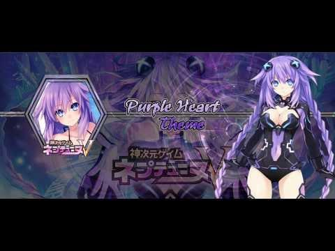 Hyperdimension Neptunia V - Purple Heart Theme [Extended] [HD]