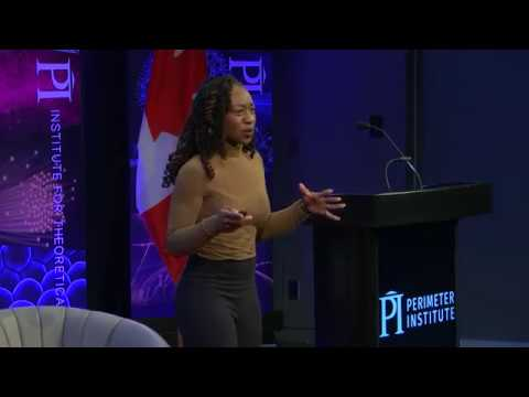 Pursuing your passion in science and beyond: Eugenia Duodu at Perimeter Institute