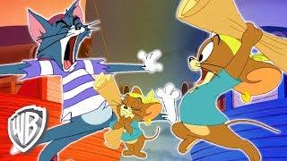 Tom y Jerry en Español | Jerry Roba El Mapa Del Tesoro | WB Kids