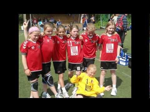 Håndball festival Stord 2011 AHK jenter 10.