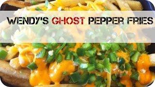 Wendy's Ghost Pepper Fries!!!!