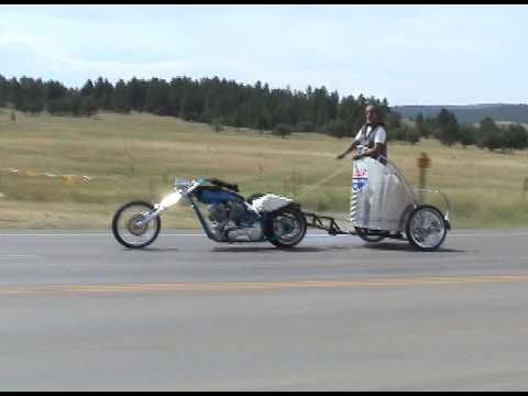 Chariot Motorcycle Coaches Buff Bagwell Sturgis Youtube