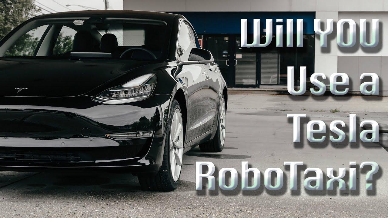 Sunday Musing: Would You Trust an Autonomous Robotaxi If You Were Incapacitated?