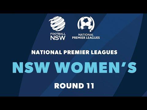 NPL W NSW, Round 11, Football NSW Institute v Macarthur Rams Women's FC #NPLWNSW