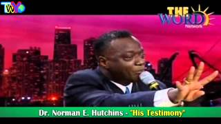 Dr. Norman E. Hutchins, His Testimony