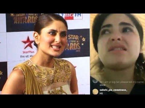 Download Youtube: Kareena Kapoor's BEST Reply On Zaira Wasim's Harassment On Vistara Flight