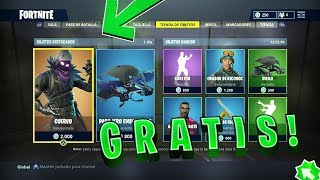 HOW TO GET *FREE* the NEW SKIN *RAVEN/CUERVO* in FORTNITE!