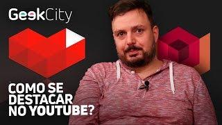DICAS PARA CRIADORES DE CONTEÚDO DE GAME NO YOUTUBE - Entrevista Alessandro Sassaroli