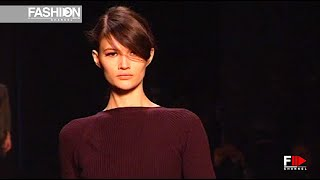 CACHAREL Women's Fall 2011 Paris - Fashion Channel
