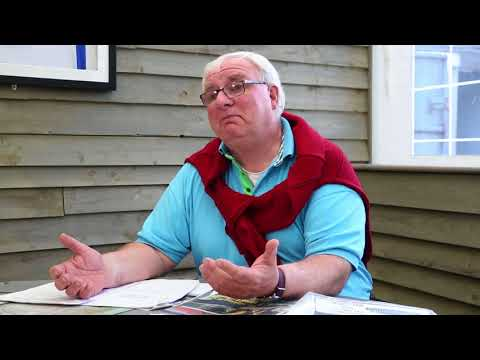 John Young interviewed for Grattan Square: A Social History of Dungarvan