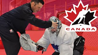 TEAM CANADA GOALIE COACH | EXPOSED