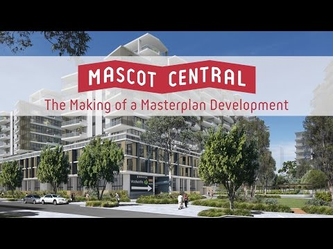 Mascot Central | The Making of a Masterplan Development