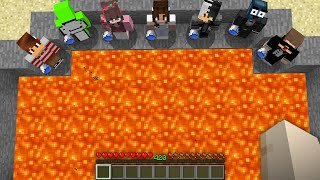 Download Minecraft Manhunt but if I DIE the HUNTERS LOSE...