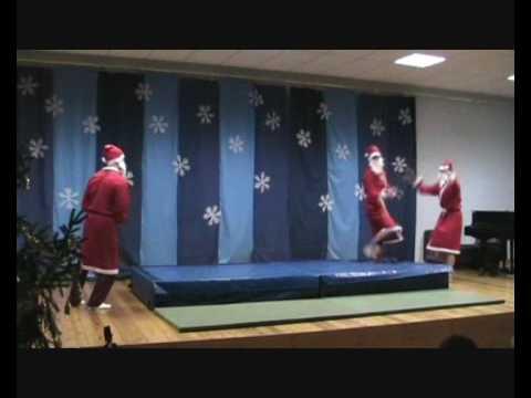 Christmas Acrobatics 2007