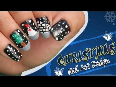 Christmas nail art design do it yourself khoobsurati youtube christmas nail art design do it yourself khoobsurati solutioingenieria Image collections