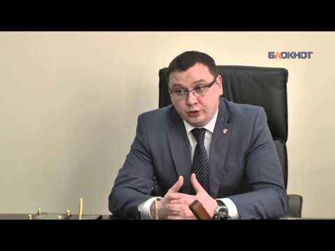 Ректор ВГАСУ Сергей Колодяжный о планах работы аккредитованного вуза
