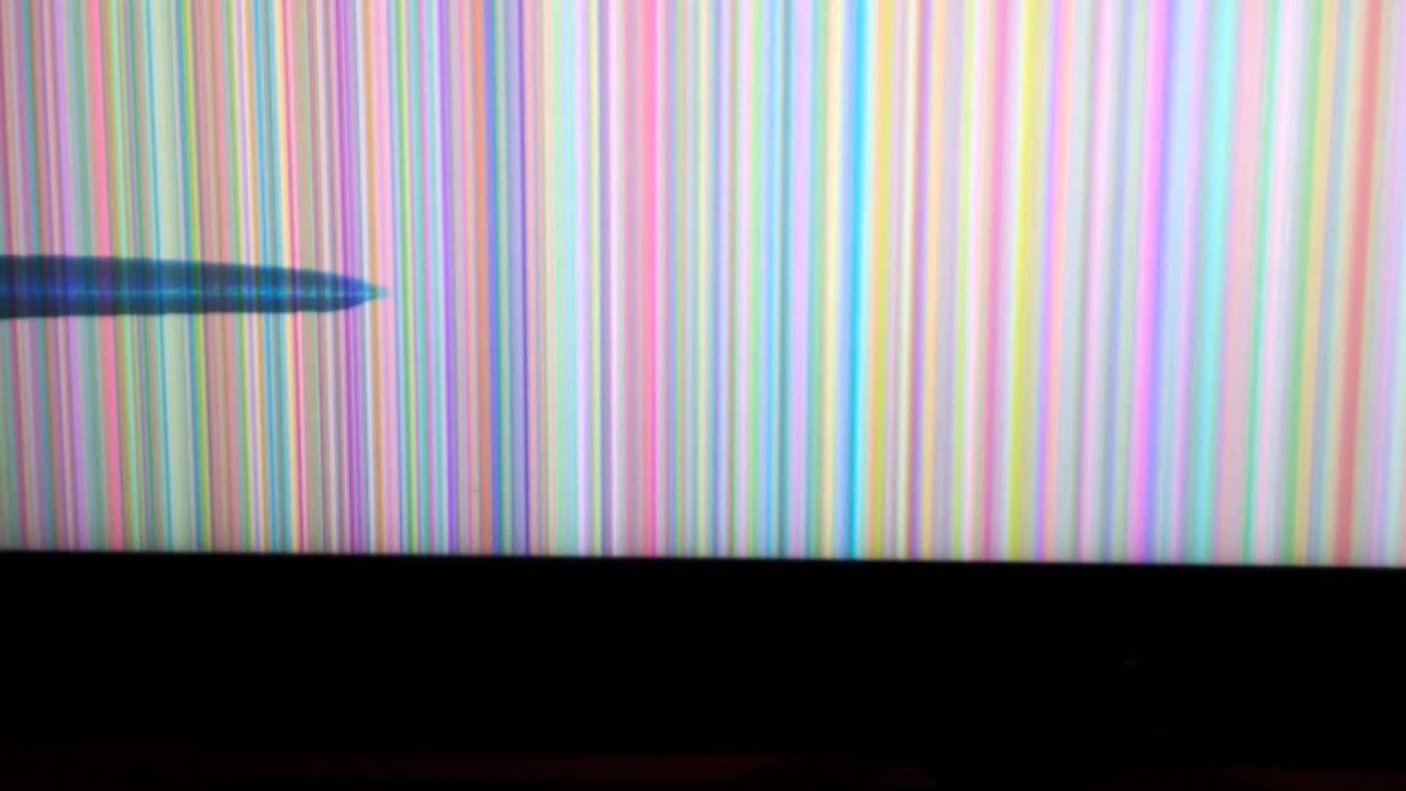 Samsung Smart Tv 40 Inch Samsung Lcd Power Issue,vertical Lines,dead Pixls - Youtube