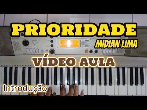 Prioridade Teclado - Midian Lima Vídeo Aula Teclado