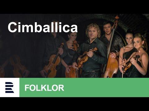 Cimballica není typická cimbálová muzika