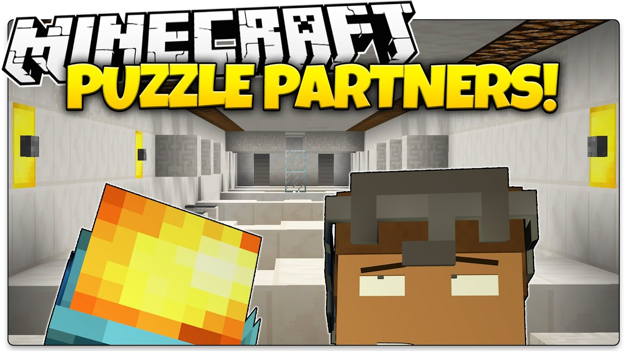 minecraft how to get two players