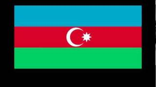 Flags of Azerbaijan Republic since 1918