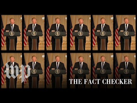 Unraveling President Trump's top 5 claims | The Fact Checker