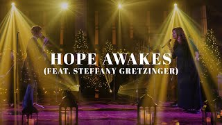 David & Nicole Binion - Hope Awakes (feat. Steffany Gretzinger) [Official Live Video]