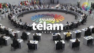 Anuario 2018 Télam