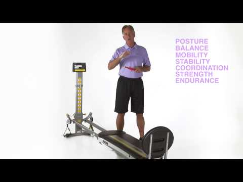 Total Gym – Golf Core Grip Workout System