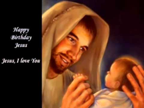 Happy Birthday Jesus (performance track w/background vocals