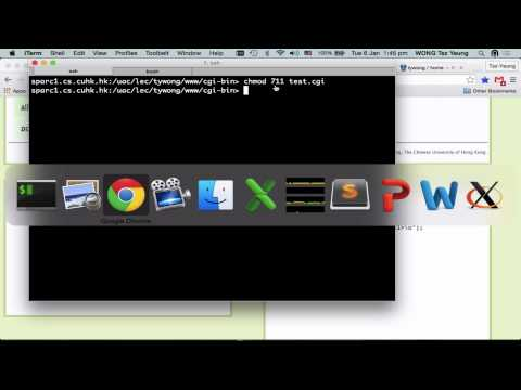 CSCI 4140 Lecture - What is CGI / Web app (Jan  6, 3 of 3)