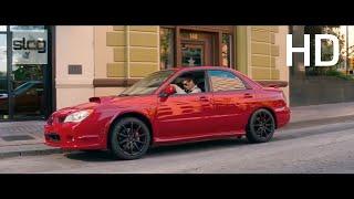 Baby Driver ( Tam Gaz )  Soygun Sonrası Polislerden Kaçış Sahnesi