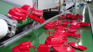 Toy manufacturing - plastic injection molding