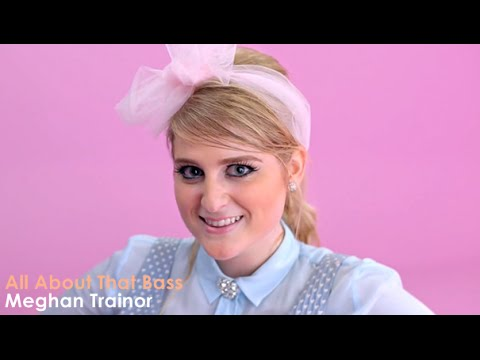 Meghan Trainor  All About That Bass   Lyrics + Sub Español
